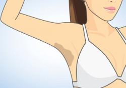 Was hilft gegen dunkle Achseln, S-O-S Dunkle Achseln, Dunkle Flecken unter den Achseln entfernen